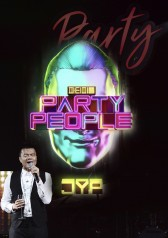 Park Jin-young's Party People : Mamamoo, B1A4